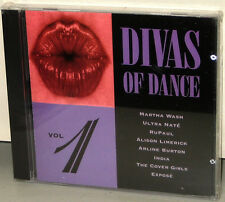 DCC DZS 121 CD: Divas Of Dance, Volume 1 - Various Artists - OOP 1996 USA SEALED