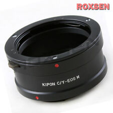 Kipon Contax C/Y CY Mount lens to Canon EOS M M2 EF-M Mirrorless Camera Adapter