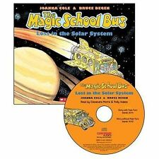 The Magic School Bus :Lost in the solar system  (2012 CD AUDIOBOOK)