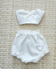 "18""  Miss REVLON  DOLLIKIN  FASHION  Clothes  LINGERIE  IVORY TAFFETA  UNDIES #2"