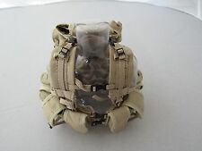 1/6 M16 NAVY SEAL FLOATING DESERT PATTERN CHEST RIG. SOLD AS IS.