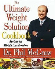 "DR. PHIL ""The Ultimate Weight Solution Cookbook"" US $26. Canada $37.50"
