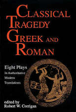 Good, Classical Tragedy: Greek and Roman, , Book