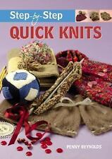 Step-by-Step Quick Knits (Step-By-Step (Guild of Master Craftsman Publications))