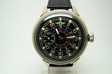 SHTURMAN NAVIGATOR PILOT BOMBER SOVIET USSR RUSSIAN MILITARY WATCH 60s WORKING