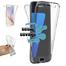 Funda Carcasa Gel Antichoque 360º Transparente Samsung Galaxy S7 Edge G935 TC