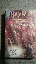 Harry Potter Trading Card Game Two Player Starter Set New unsealed box