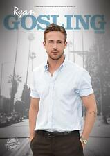 RYAN GOSLING 2016 LARGE WALL CALENDAR NEW AND FACTORY SEALED SALE !! SALE !!