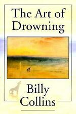 Art Of Drowning (Pitt Poetry Series), Collins, Billy, New Book