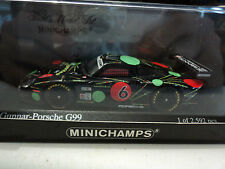 Minichamps 1/43 Gunnar-Porsche G99 (GT1) #6 Grand Am 2003