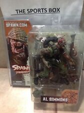 Spawn Mutations Series 23 Action Figure Al Simmons McFarlane Toys NIB 2003