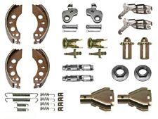 ( GÖRGEN )1 Super Kit Bremsbeläge-Bremsbacken 200 x 50 mm für ALKO Achse kpl.TOP
