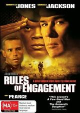 Rules Of Engagement (DVD, 2011)