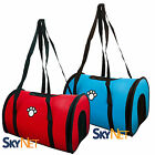 PET CARRY BAG Dog Cat Pet Carrier Soft Cosy Travel Transport Carry Bag top panel