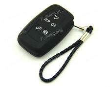 Silicone Case Cover Holder For Land Range Rover Discovery 4 LR4 Remote Smart Key