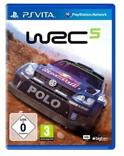 WRC 5-World Rally Championship PSV PSVita Playstation Vita NIP