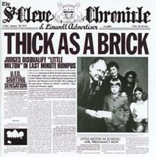 Thick as a brick (the steven wilson 2012 stéréo remix) de Jethro tull (2015), CD