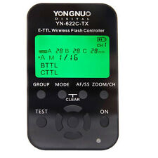 YONGNUO YN-622C-TX E-TTL Wireless Flash Controller for Canon YN622CTX For YN622C