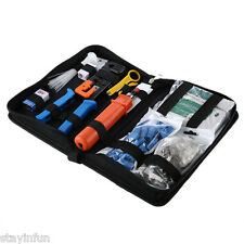 Network Computer Maintenance Tool Kit Cable Tester 868G Network Pliers / 314 Wir