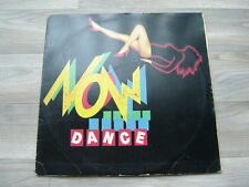 NOW DANCE LP italo disco hi energy* RARE SOUTH AFRICAN * Thats What I 80s pop 12