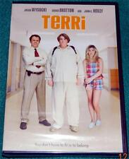 JACOB WYSOCKI, JOHN C. REILLY, Terri, DVD, NEW