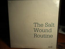 "Thirteen Senses ""The Salt Wound Routine"" Great PS 7"" EU 45rpm"