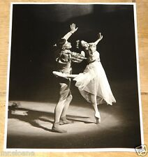 MARGOT FONTEYN VINTAGE ORIGINAL BALLET HOUSTON ROGERS BALLET 1950s PRESS PHOTO 2