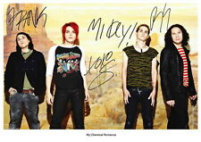 "029 My Chemical Romance - American Rock Band Music Star 20""x14"" Poster"