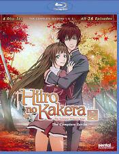 Hiiro No Kakera: Tamayori Princess Saga Blu-ray