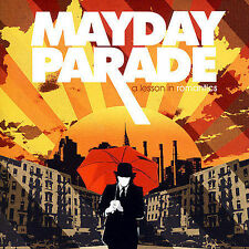 A Lesson in Romantics by Mayday Parade (CD, Jul-2007, Fearless Records)