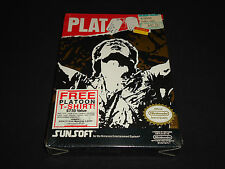 Brand New Platoon Sealed (Nintendo Entertainment System, 1988)