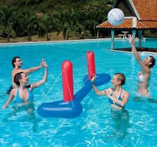 Pool Volleyball Set Ball Beach Floating Inflatable Volley Ball Water Sport Game