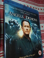 ANGELS & DEMONS Tom Hanks BLU RAY