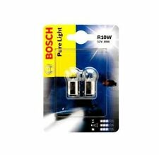 Bosch r10w 10w 12v pure LIGHT pgj doppelblister lampes à incandescence 1987301019