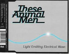 THESE ANIMAL MEN - Light emitting electrical wave CDM 4TR Brit Pop 1997