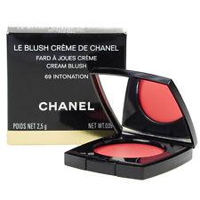 Chanel Creme De Chanel Cream Blush Bright Red Pink Blusher Intonation 69 - NEW