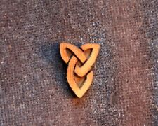 """Fretboard Position Markers (10) """"Celtic Trinity Knot"""" small"""