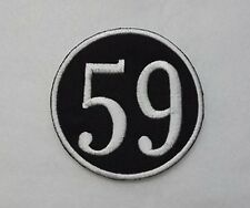 Patch / Ecusson cafe racer ace cafe 59