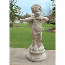 Childlike Cherub Cupid Baby Angel Home Garden Statue Figurine NEW