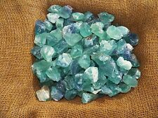 2000 Carat Lots of Green Flourite Rough - Plus a FREE Faceted Gemstone