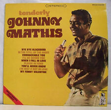 "33 tours JOHNNY MATHIS Disque Vinyl LP 12"" TENDERLY - MR.PICKWICK 269"