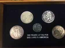 100 Years of Silver Dollars in America Collection