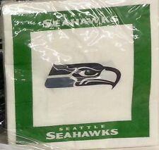 NFL 48 Team Napkins, Seattle Seahawks, NEW