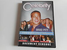 DVD - CELEBRITY - BRAD PITT l'acteur le plus sexy d'HOLLYWOOD