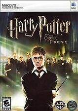 Harry Potter and the Order of The Phoenix - Mac w/ Free Shipping!