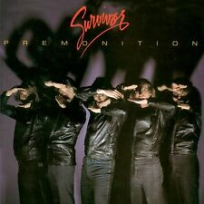 SURVIVOR - PREMONITION - BRAND NEW SEALED CD - ROCK CANDY 2010