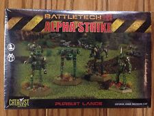 Classic BattleTech: Battletech Pursuit Lance Pack