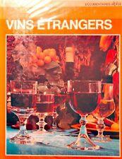 ++STEPHANO & ALBERTO ZACCONE vins etrangers DOCUMENTAIRES ALPHA 1972 EX++
