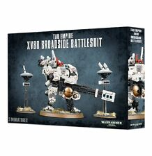 Warhammer 40k Tau Empire XV88 Broadside Battlesuit - NEW - Free SHIPPING