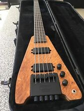 Steinberger Like 5 String Headless Bass Guitar With Case